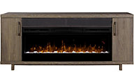 Dimplex Dimplex Marvin Glass Media Mantel Fireplace