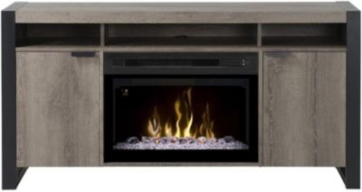 Dimplex Dimplex Pierre Glass Media Mantel Fireplace