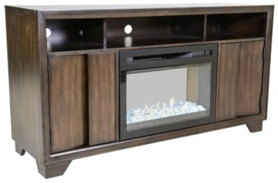 Dimplex Bayne Media Console with Fireplace