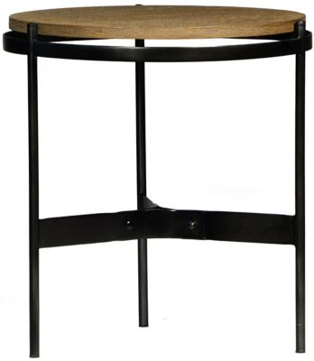 Dovetail Mesa Side Table