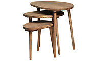 Dovetail Hicok Nesting Tables