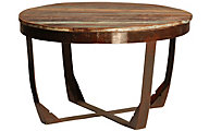 Dovetail Silva Round Coffee Table