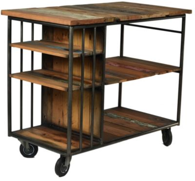 Dovetail Burnley Trolley Cart