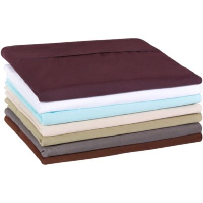 Dreamguard White Twin Sheets
