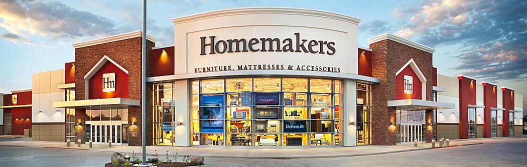 Furniture Homemakers, Homemakers Furniture Urbandale Ia