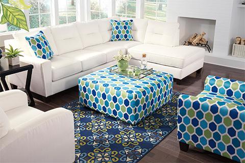 Environmentally Friendly Nuvella Fabric