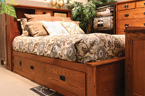 Daniel's Amish Sustainable Furniture