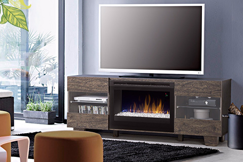 Eco-friendly Electric Fireplaces
