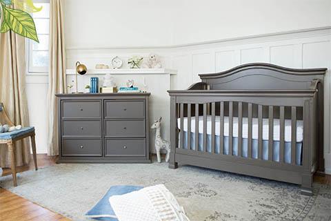 Eco-friendly Nursery Furniture
