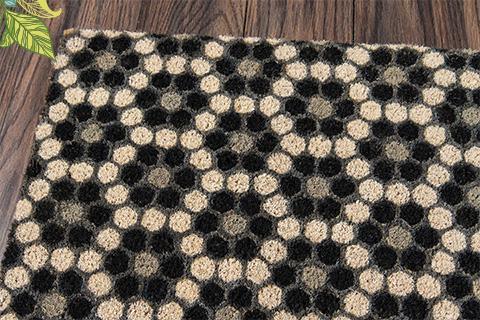 Eco-friendly Coir Rug