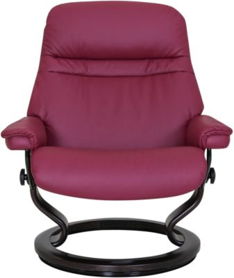 Ekornes Sunrise Large 100% Leather Recliner