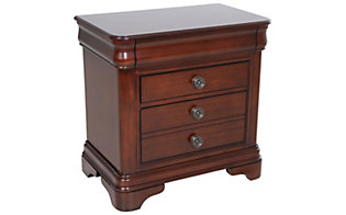 Elements International Group Cameron Nightstand