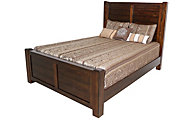 Elements International Group Dawson Creek Queen Bed