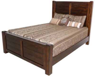 Elements International Group Dawson Creek King Bed