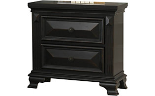 Elements International Group Calloway Nightstand