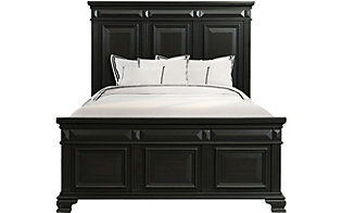Elements International Group Calloway Queen Bed
