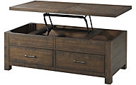 Elements International Group Jax Lift-Top Coffee Table