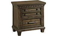 Elements International Group McCabe Nightstand