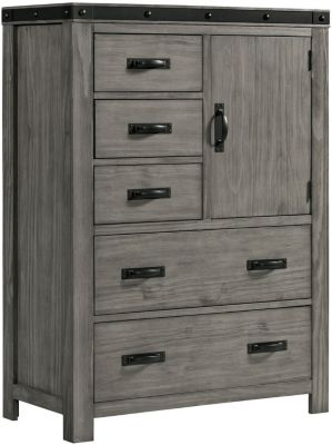 Elements International Group Wade Door Chest