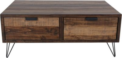 Elements International Group Cruz Coffee Table