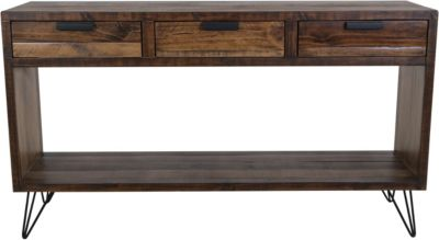 Elements International Group Cruz Sofa Table