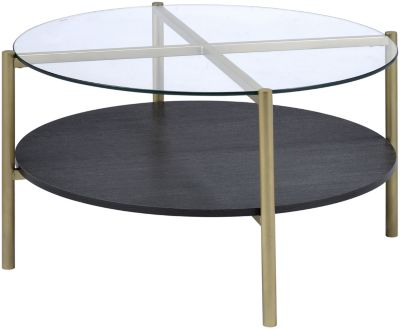 Elements International Group Dyson Coffee Table & 2 End Tables