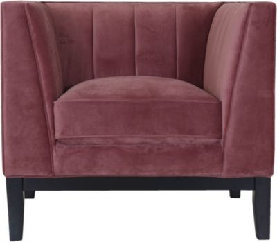 Elements Int'l Group Calais Blush Chair