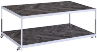 Elements Int'l Group Archer Coffee Table