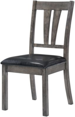 Elements Int'l Group Nathan Side Chair