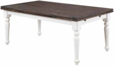 Emerald Home Furniture Mountain Retreat Table