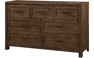 Emerald Home Furniture Pine Valley Dresser