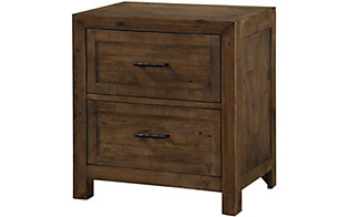 Emerald Home Furniture Pine Valley Nightstand