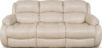 England Litton Leather Power Reclining Sofa