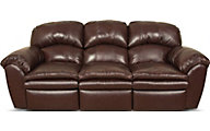 England Oakland Leather Reclining Sofa