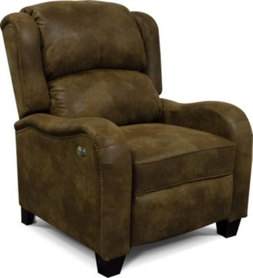 England Carolynne Brown Power Recliner