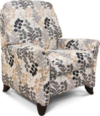 England Kenton Floral Press-Back Recliner
