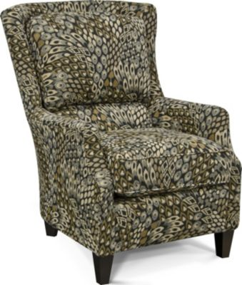 England Loren Peacock Accent Chair