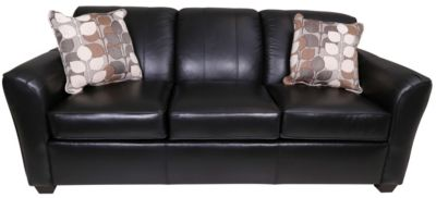 England Lambert Leather Queen Sleeper