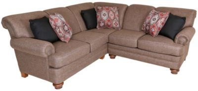 England Reed 2-Piece Sectional