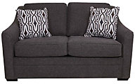 England Thomas Twin Sleeper Loveseat with Air Mattress