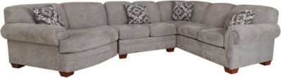 England Monroe LAF Cuddler 3-Piece Sectional