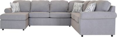 England Malibu 3-Piece Sectional with Left-Facing Chaise