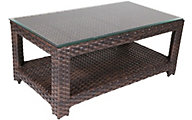 Erwin And Sons Monte Carlo Outdoor Coffee Table