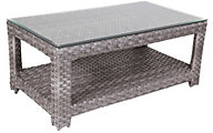 Erwin And Sons Santa Cruz Outdoor Coffee Table