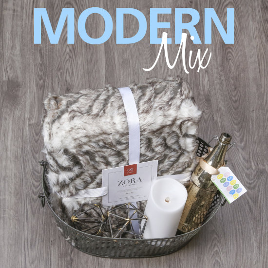 Modern Mix Basket