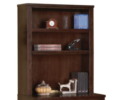 Flexsteel Theodore Bookcase Hutch Top Only