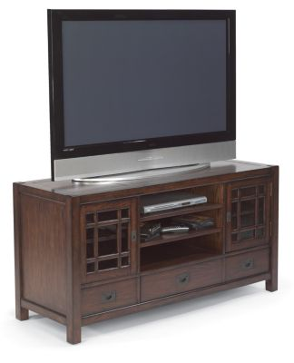 Flexsteel Sonoma Entertainment Console