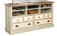 Flexsteel Chateau Entertainment Console