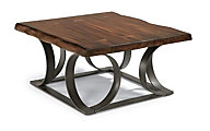 Flexsteel Farrier Square Coffee Table