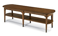 Flexsteel Gemini Bench Table